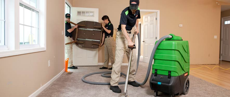 Middleburg, FL residential restoration cleaning